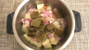ホットクック  オススメレシピ カレー 作り方