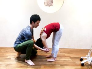疲れない体を作るホネナビ呼吸2