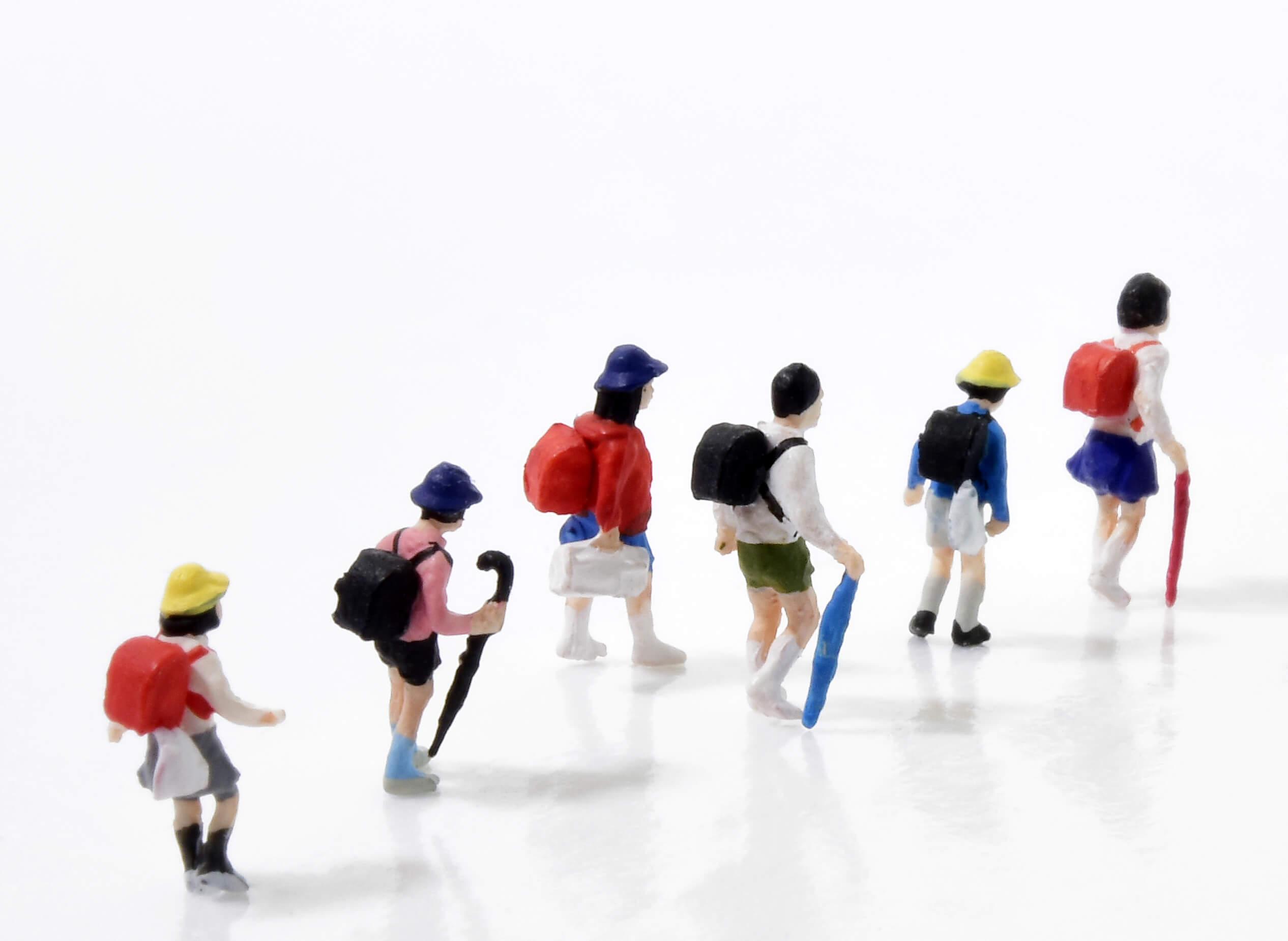 小学生の一人歩き 事故対策
