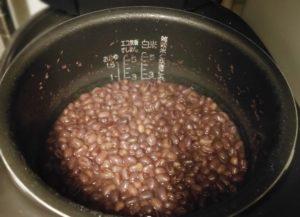 発酵あんこ 発酵小豆 作り方 炊飯器で炊く