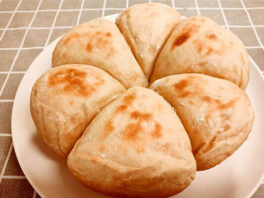 ホットクックでパン作り 焼き上がり2