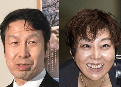 室井佑月と米山隆一が結婚