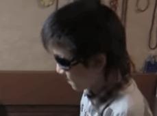 藤井風の髪型 中学生時代