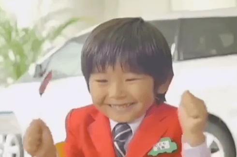 子供店長 加藤清史郎