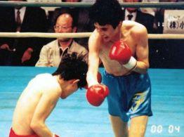 福井英史 ボクシング