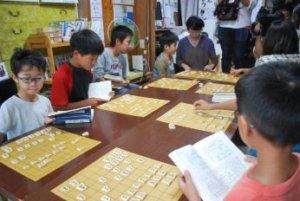 ふみもと子供将棋教室