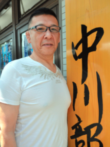 中川親方 画像