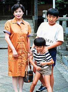 上沼恵美子 次男 画像