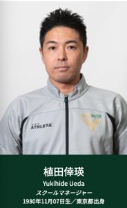 植田倖瑛 サッカースクール