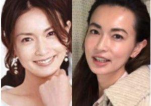 長谷川京子の眉毛が濃すぎて変