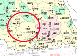 岸優太 埼玉のどこ