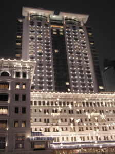 ペニンシュラ香港