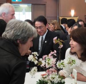 岸田文雄 嫁 裕子 学歴 大学