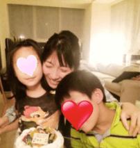 経沢香保子 子供 年齢 性別