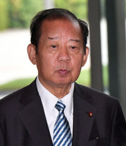 自民党派閥 二階派 会長 二階俊博