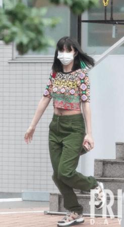 池田エライザ カンタ フライデー