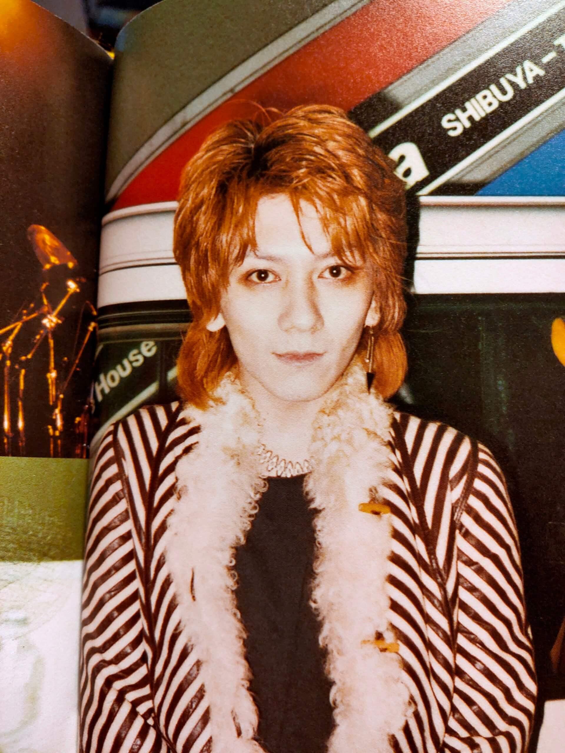 吉井和哉 若い頃 美しすぎる画像