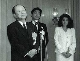 岸田文雄 親戚 宮沢喜一元首相