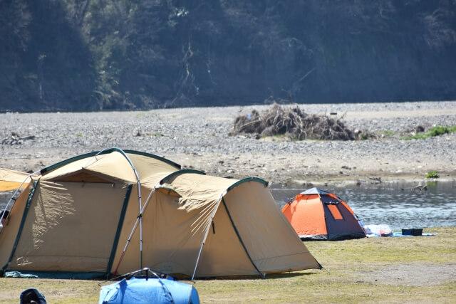 岡村隆史 キャンプ