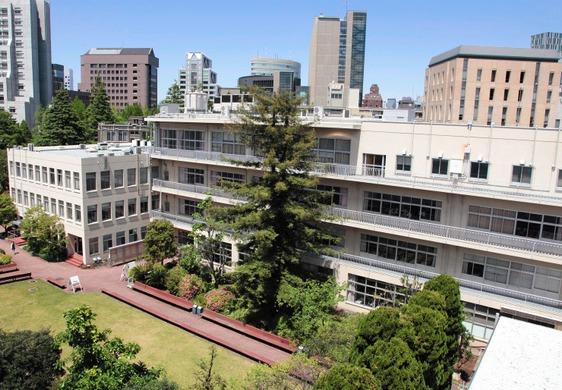 山口智子 青山学院女子短期大学