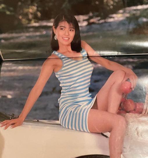 時任勇気 母親 若い頃 モデル