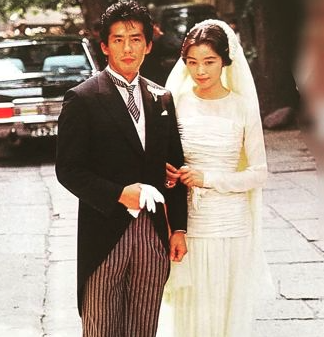時任勇気 時任三郎 時任千佳 真田広之 手塚理美 合同結婚式