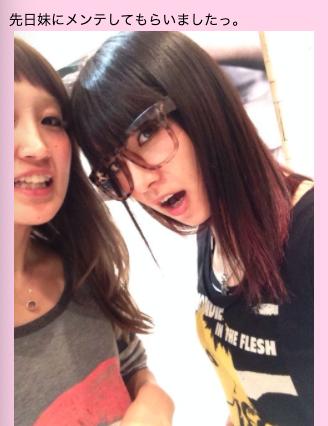 LiSA 妹 美容師