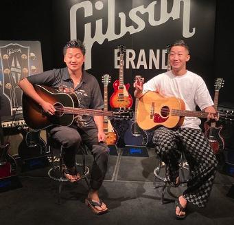 瑛人 ギター