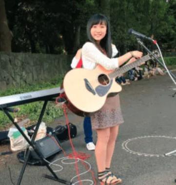 幾田りら 中学 路上ライブ