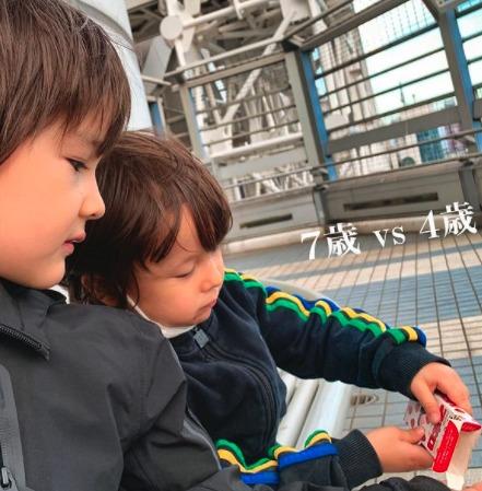 小沢健二 子供 名前 年齢 凛音 天縫