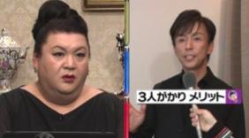 川崎和雅 小倉優子 エステ マツコ会議
