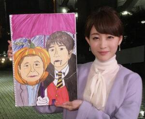 安住紳一郎 新井恵理那 結婚 彼女