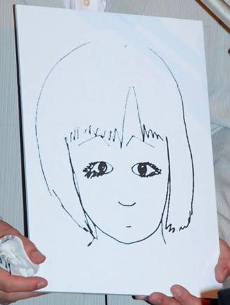 富澤たけし 嫁 画像
