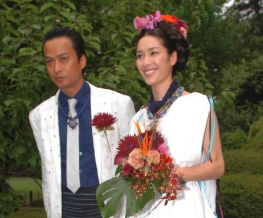椎名桔平 山本未來 馴れ初め 結婚式