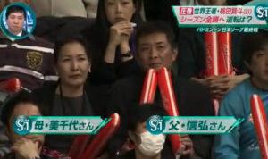 桃田賢斗 母親 美千代