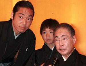 香川照之 父親 確執
