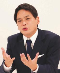 山中竹春 学歴 経歴