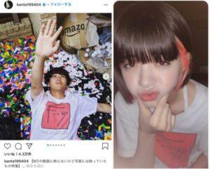 池田エライザ カンタ 匂わせ Instagram