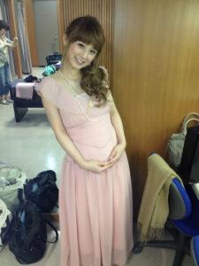 小倉優子 妊娠