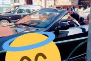 平野紫耀 愛車 ベンツ
