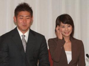 松坂大輔 柴田倫世 年齢差 身長差