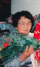 甘利明 千代子 母親